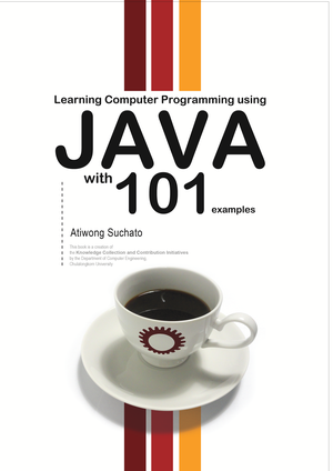 Learning Computer Programming using JAVA with 101 examples