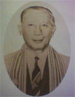 Prof. Tab Neelaniti, Ph.D. Dean of Graduate School (In 1969)